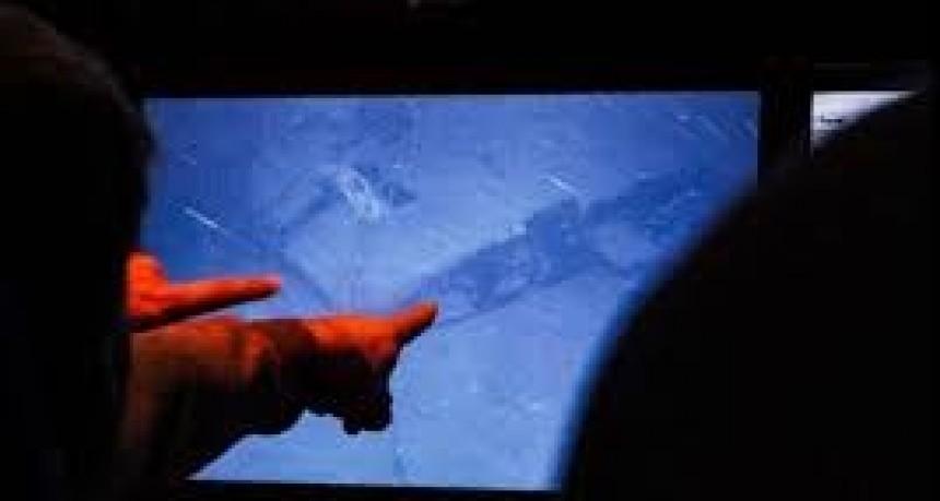 Impactante video: el momento en que Ocean Infinity encuentra al ARA SAN JUAN