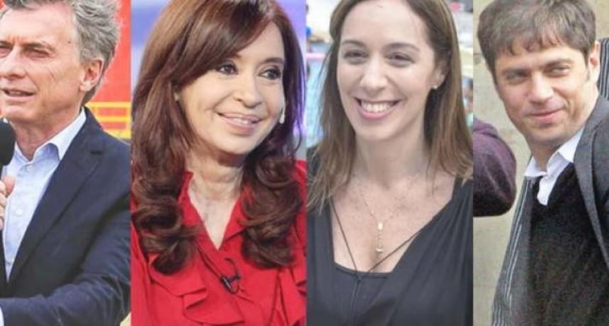 Cristina mantiene todavía un nivel de rechazo, a pesar de ello la encuesta que inquieta a CAMBIEMOS