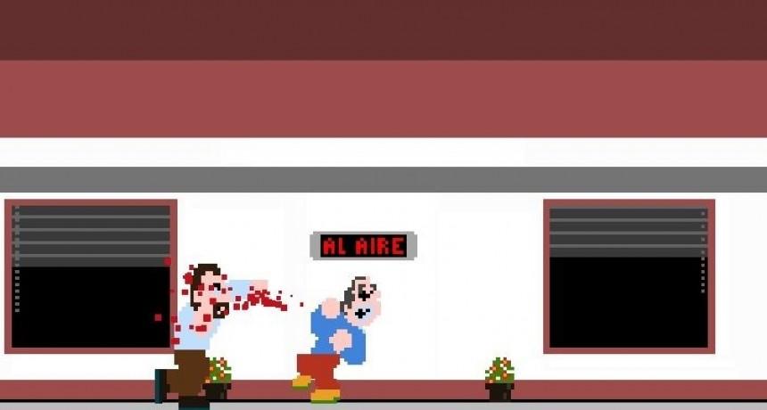 Salió el juego de la pelea entre Roberto Navarro y Baby Etchecopar ...
