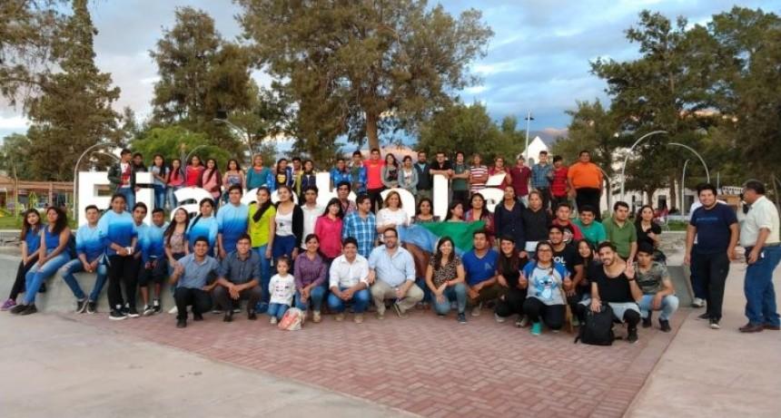 5° Encuentro de Juventudes de Catamarca: obreros construyendo la Catamarca que quieren habitar en el 2030