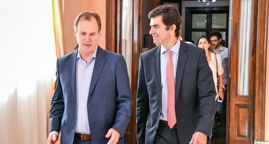 Urtubey continúa buscando apoyo de Gobernadores Justicialistas