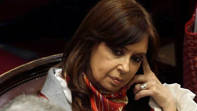 Cristina Kirchner denunció espionaje en su casa