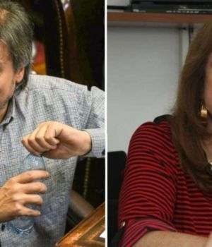 Máximo Kirchnery NildaGarré, sobreseídos