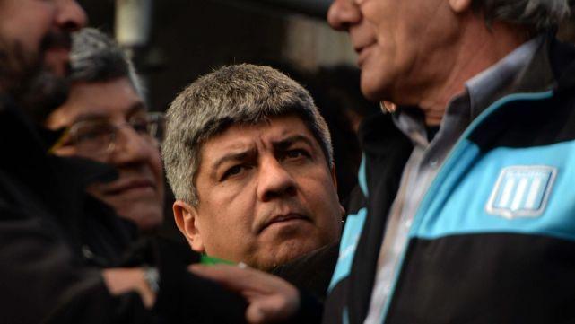 Moyano prometió Militar para que el peronismo vuelva a gobernar