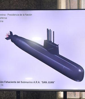 Reconstruirán en realidad virtual el momento de la implosión del ARA San Juan