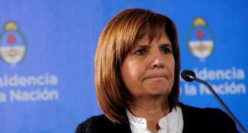 Patricia Bullrich, sobre la situación de los periodistas argentinos en Bolivia: Están a resguardo en un lugar secreto