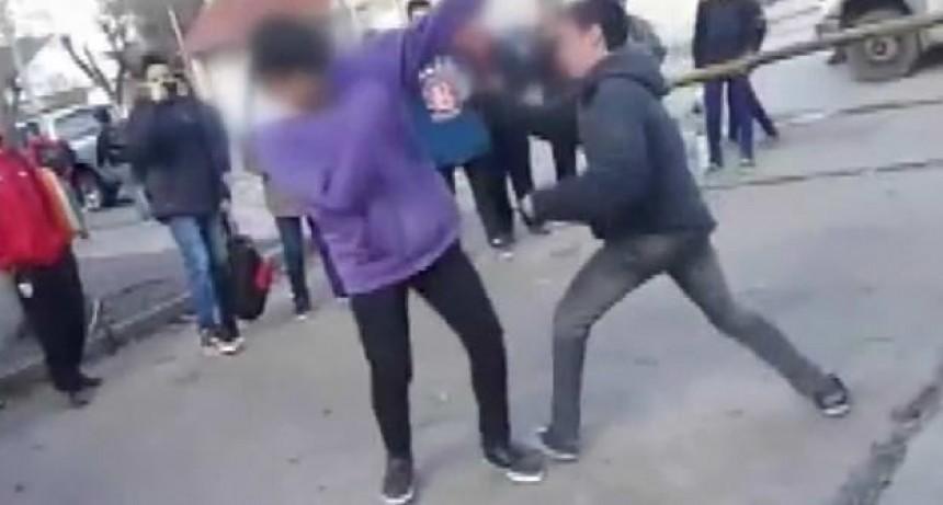 Se defendió con una trincheta porque sufría bullying en la escuela