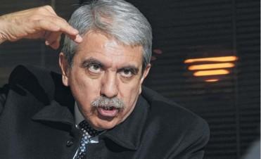 Aníbal Fernández ratificó que el traspaso de mando se realizará en el Congreso