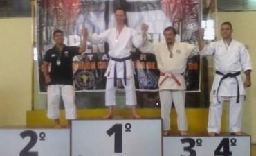 Karatecas catamarqueños obtuvieron 76 medallas en el Open del Sur
