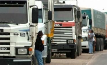 Restricción a la circulación de camiones por fin de semana largo