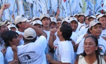 Tupac Amaru se movilizará a plaza de mayo para despedir a Cristina