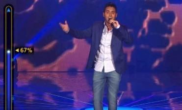 Nicolás Reyna entre los 4 finalistas de Elegidos