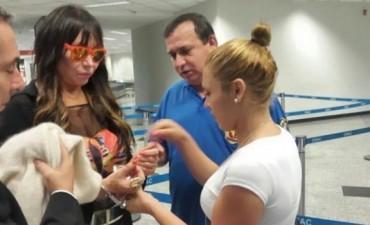 Moria Casán, detenida en Paraguay por el caso de una joya robada en 2012