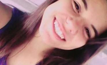 Buscan desesperadamente a Oriana una chica de 14 años