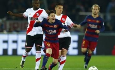 Barcelona Campeón vencio 3-0 a River en la final del Mundial de Clubes