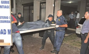 SANTIAGO DEL ESTERO:En pleno centro asesinan a una mujer de siete puñaladas