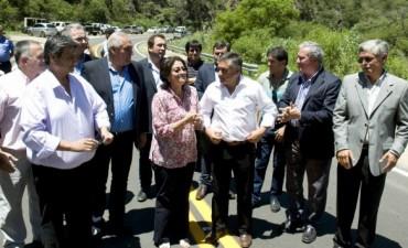Lucía Corpacci anunció la conformación de una UPE