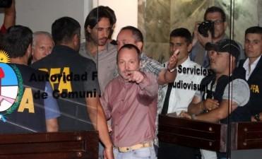 La Policía Federal desalojó la Afsca por orden de Ercolini