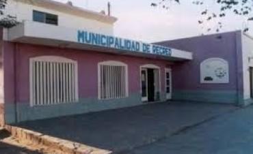 Empleados tomaron el municipio de Recreo