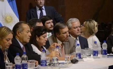 Gobernadores exponen ante el Senado sobre el proyecto para modificar Ganancias