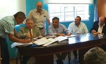 Licitación para la construcción del Puente sobre el Río del Valle
