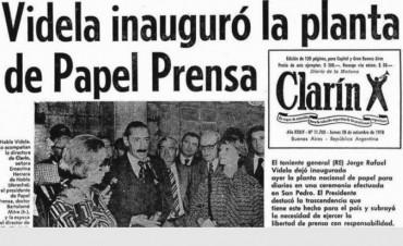 Causa Papel Prensa: Ercolini sobreseyó a Magnetto, Ernestina Herrera de Noble y Mitre