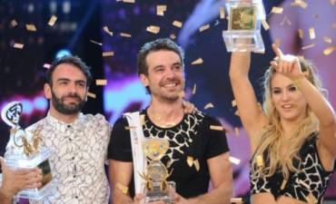 Pedro Alfonso y Flor Vigna ganaron la final del Bailando