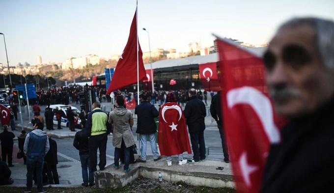 Ascienden a 38 los muertos por el atentado en Turquía