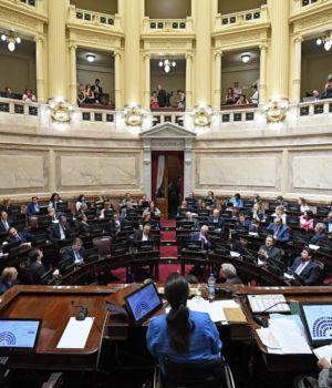 El Senado aprobó el Presupuesto y la Reforma Tributaria