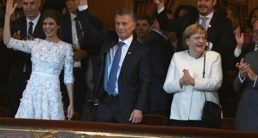 Macri reveló por qué lloró en el cierre de la Gala en el Colón