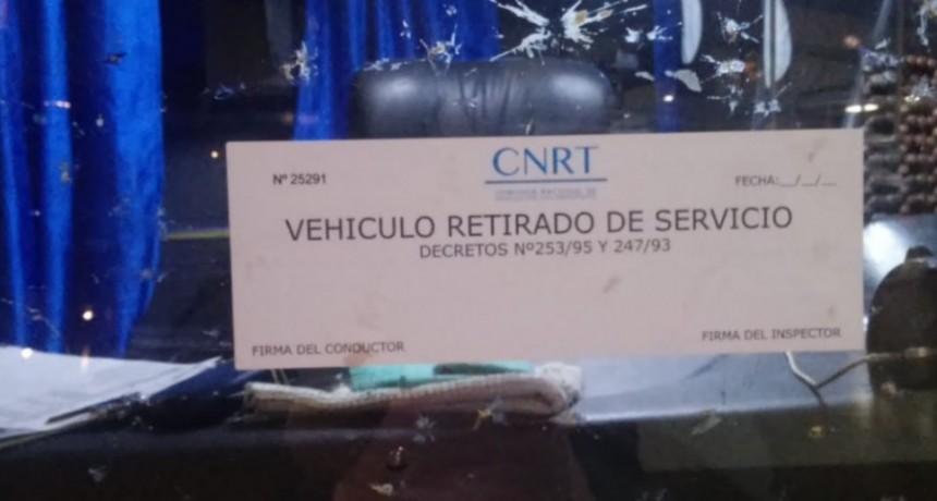 URGENTE: Niños varados en la Terminal de la Rioja por doping positivo a uno de los choferes de Flecha Bus