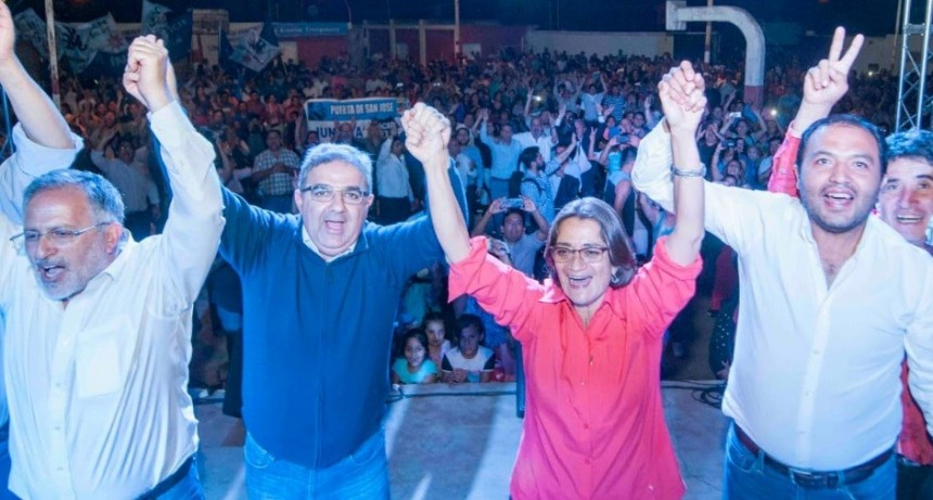 Lucía en Belén llamo a la Unidad