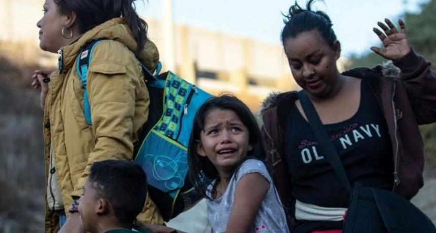 Los desesperados intentos de los migrantes para llegar a Estados Unidos