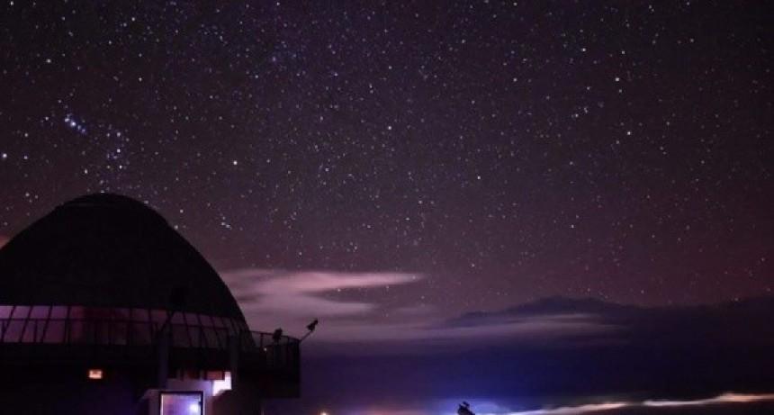 Aconquija tiene nuevo observatorio astronómico