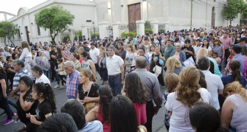 El turismo religioso generó 150 millones de pesos