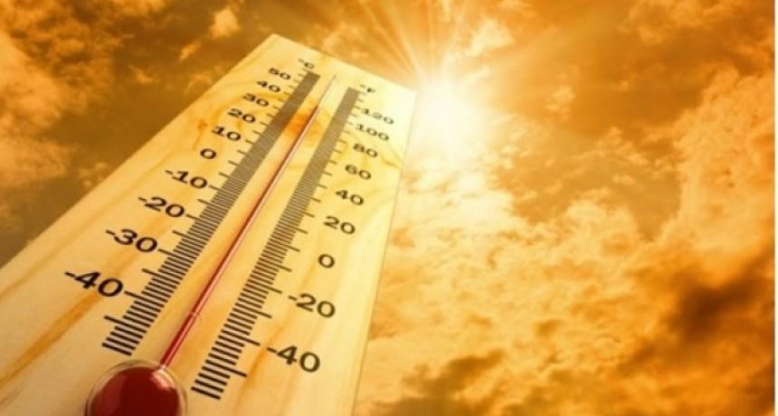 Catamarca: Ayer la provincia mas caliente