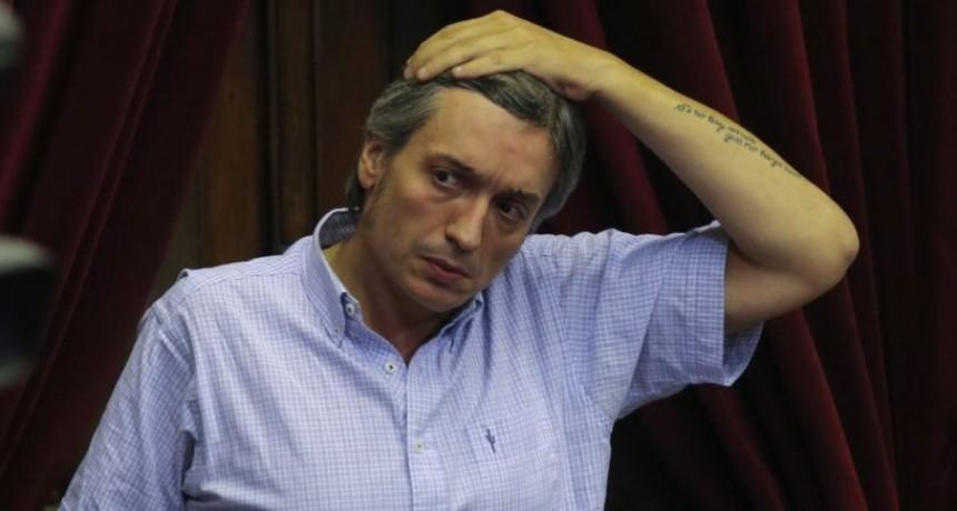 """Habló un referente de La Cámpora acusado de abuso: """"Fue una operación interna y Máximo sabía, es un cobarde de escritorio"""""""