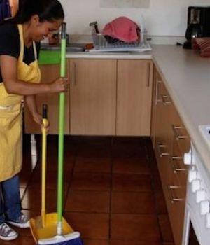 Aumento del 5% a empleadas domésticas