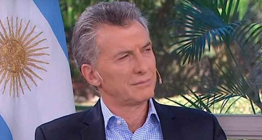 Frases del mensaje del presidente Macri por cadena nacional