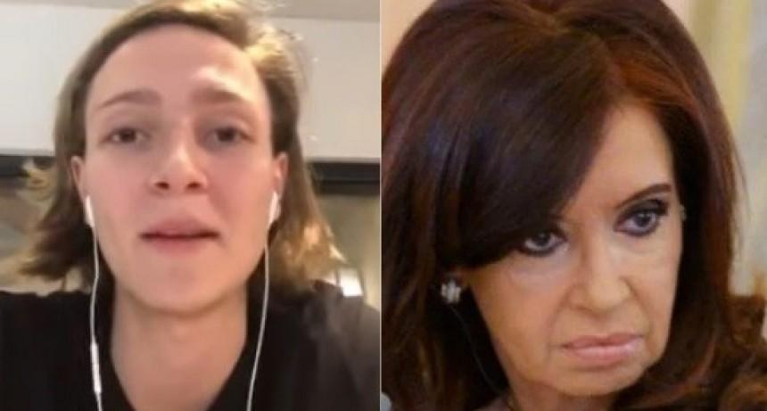 Un joven le contestó a Cristina Kirchner tras su declaración y se volvió viral en las redes